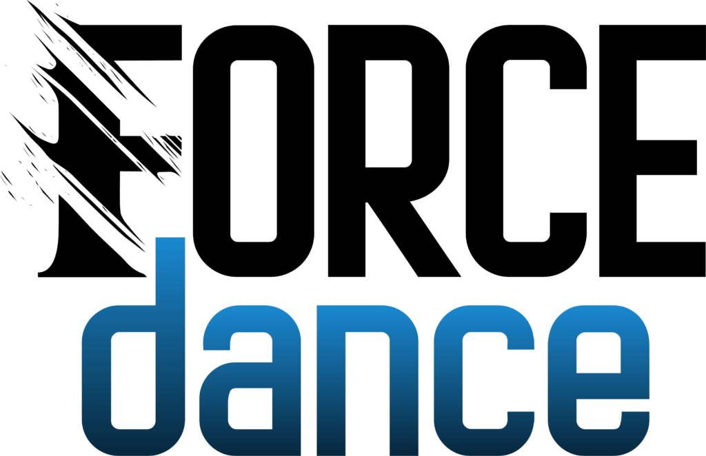 Force Dance Logo - PNG Transparent Background